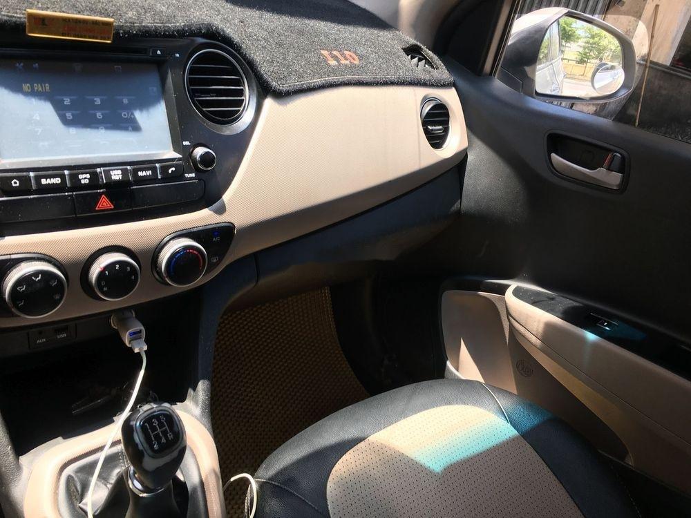 Bán Hyundai Grand i10 đời 2014, nhập khẩu nguyên chiếc, giá tốt (4)
