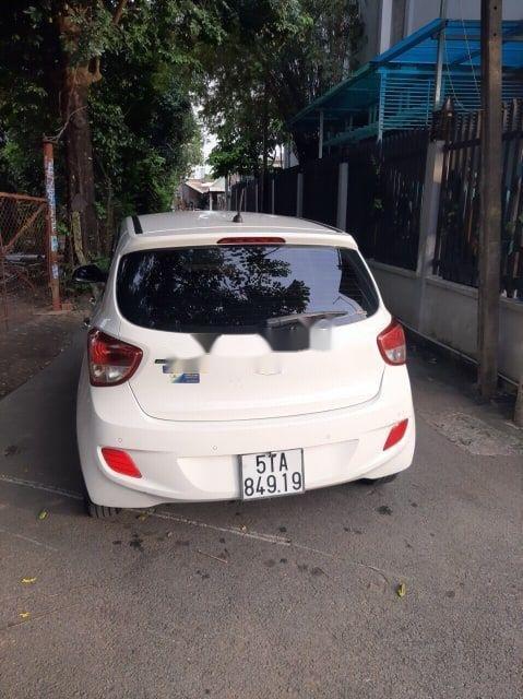 Bán Hyundai Grand i10 năm sản xuất 2014, màu trắng, nhập khẩu chính hãng (4)