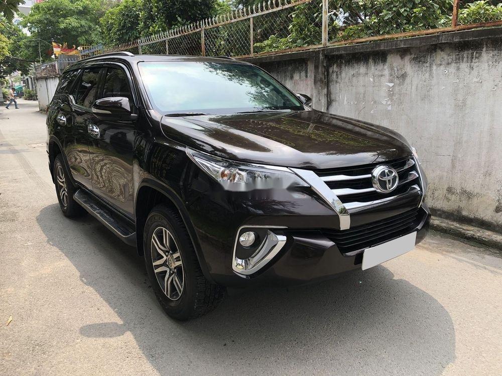 Bán Toyota Fortuner AT đời 2018, nhập khẩu số tự động (4)