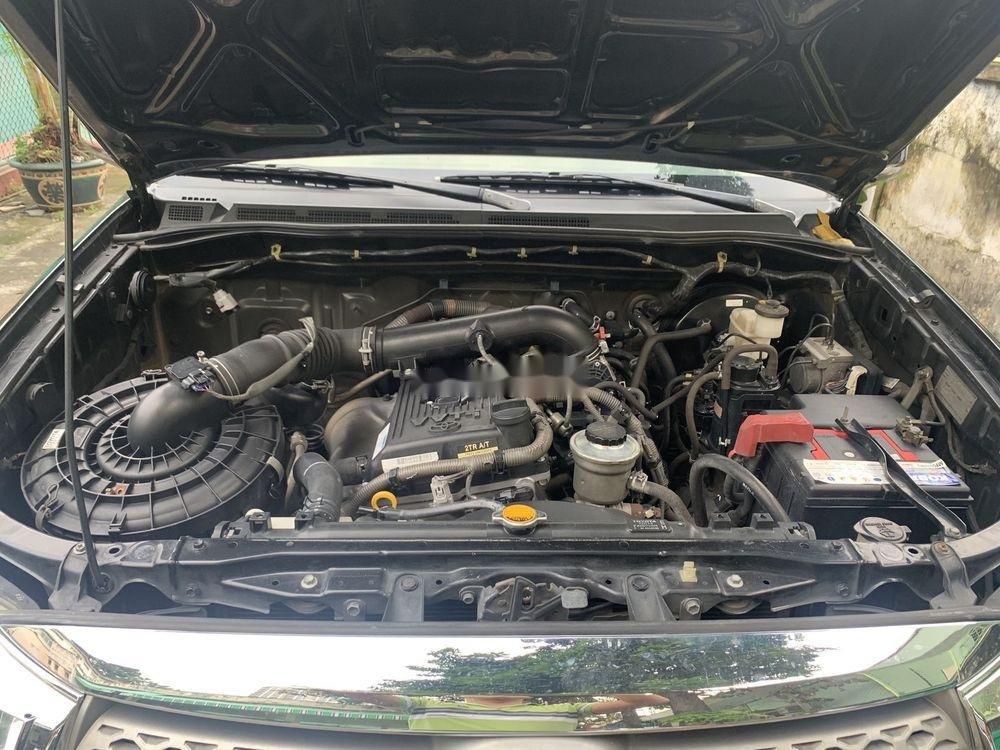 Cần bán gấp Toyota Fortuner đời 2010, màu đen như mới, giá tốt xe nguyên bản (8)