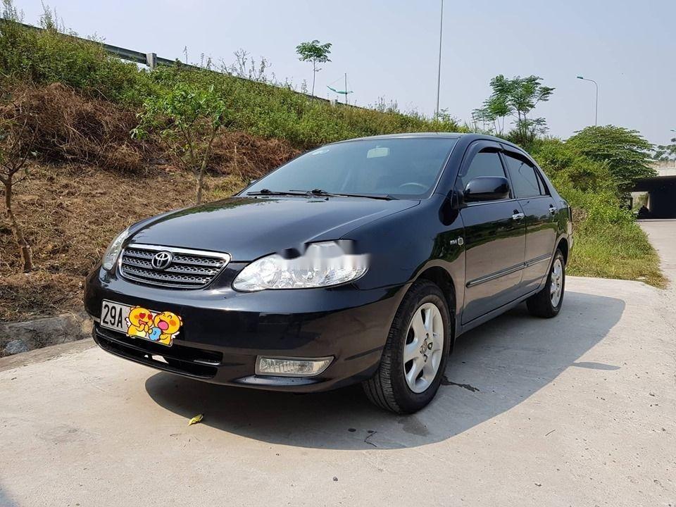 Cần bán gấp Toyota Corolla Altis năm 2007, màu đen chính chủ xe nguyên bản (2)
