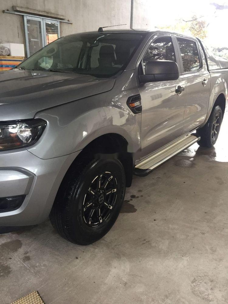 Cần bán Ford Ranger đời 2015, màu xám, nhập khẩu xe gia đình xe nguyên bản (3)