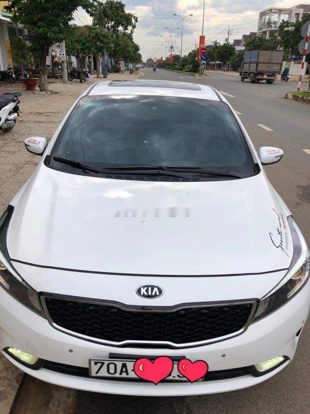 Bán Kia Cerato sản xuất năm 2018 xe nguyên bản (6)