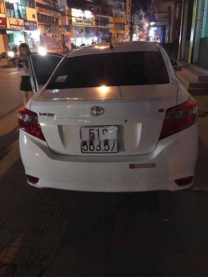 Bán xe Toyota Vios năm sản xuất 2018 xe nguyên bản (3)