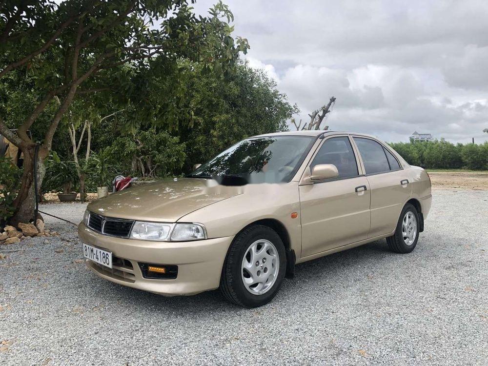 Bán ô tô Mitsubishi Lancer đời 2000, nhập khẩu nguyên chiếc chính hãng (2)