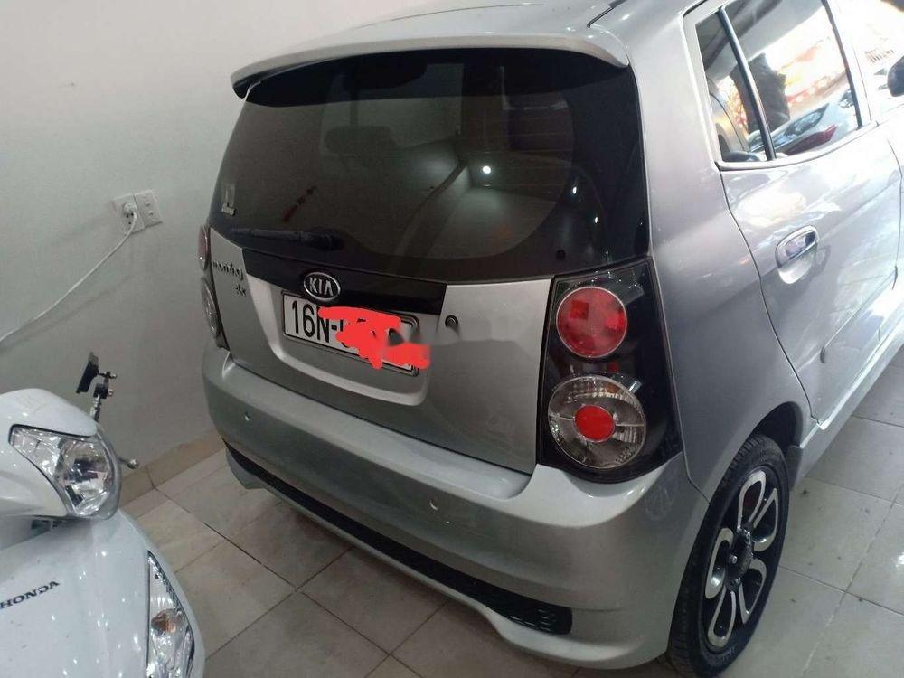 Bán Kia Morning 2010, màu bạc, nhập khẩu nguyên chiếc chính hãng (2)