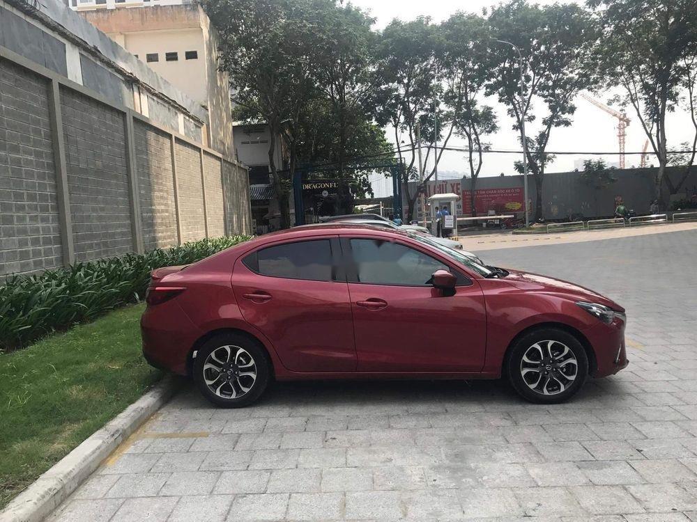 Bán Mazda 2 năm 2018, màu đỏ, xe gia đình ít đi, 510 triệu (4)