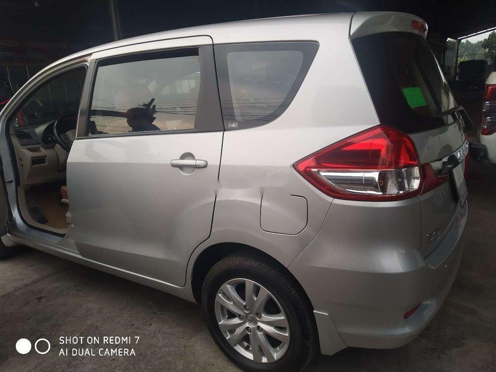 Bán ô tô Suzuki Ertiga AT 2016, màu bạc, nhập khẩu (4)