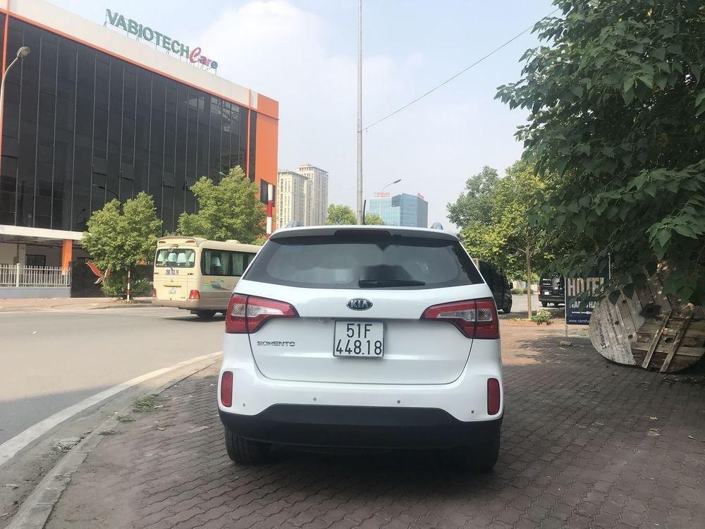 Bán Kia Sorento 2016, màu trắng chính chủ, 718 triệu xe nguyên bản (1)