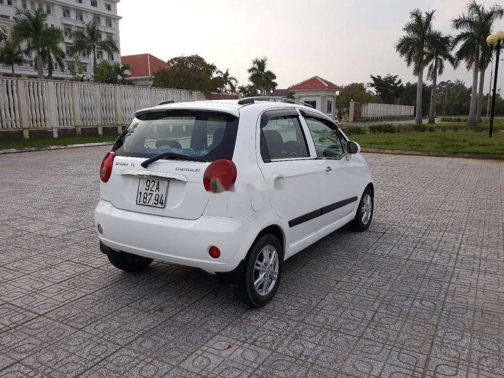 Bán Chevrolet Spark đời 2011, màu trắng, nhập khẩu nguyên chiếc  (10)
