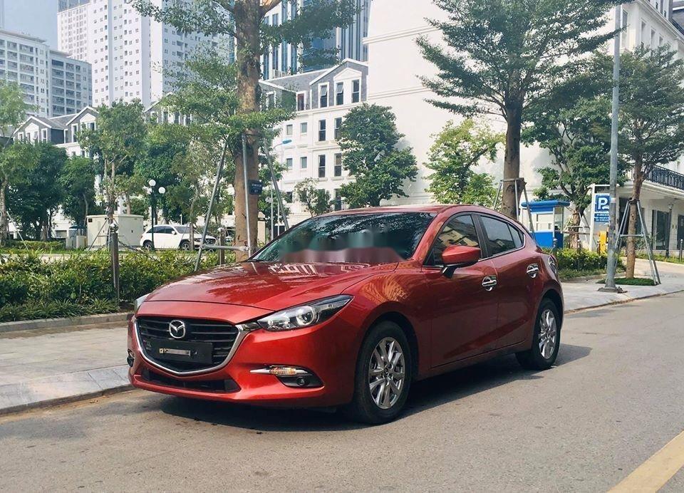 Cần bán Mazda 3 sản xuất năm 2018, màu đỏ, giá 638tr (3)