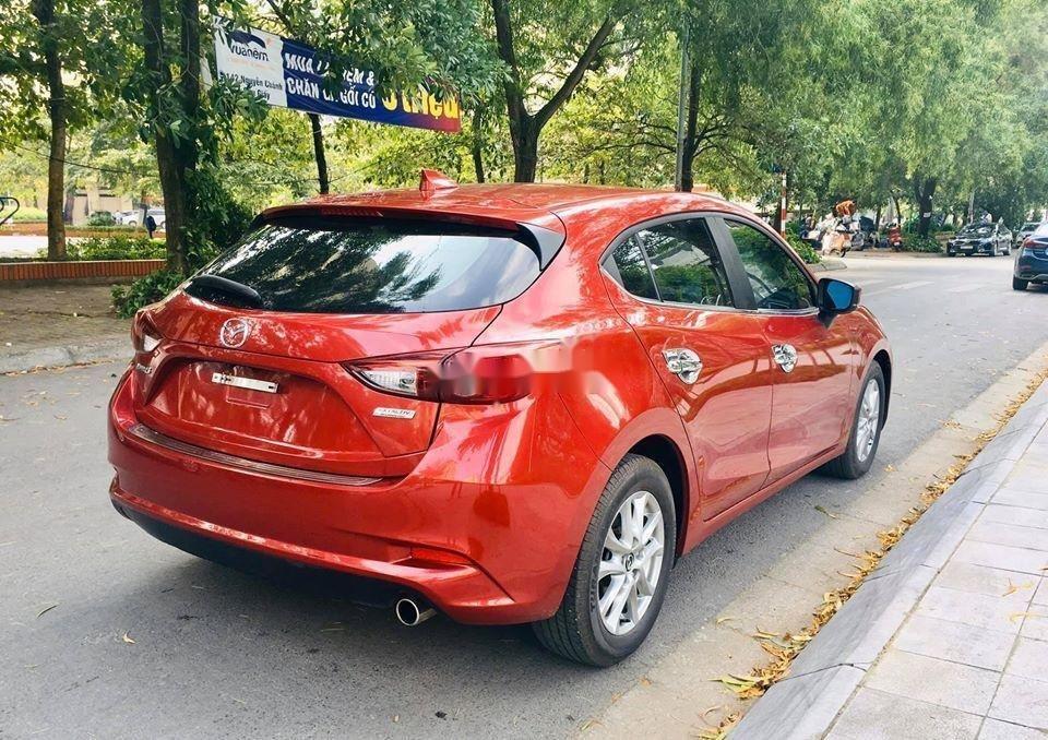 Cần bán Mazda 3 sản xuất năm 2018, màu đỏ, giá 638tr (8)