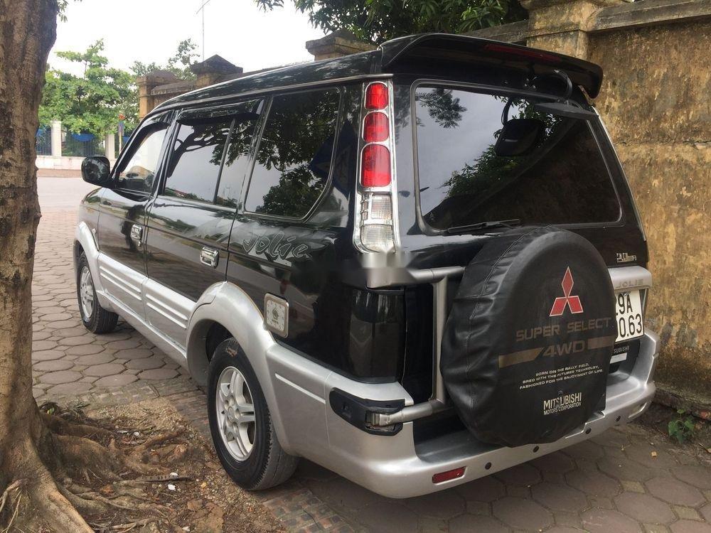 Cần bán Mitsubishi Jolie 2005, màu đen, nhập khẩu, số sàn (2)
