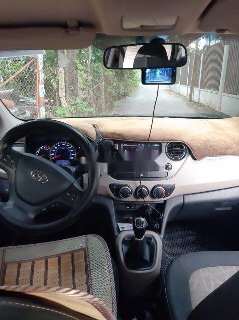 Bán Hyundai Grand i10 năm sản xuất 2014, màu trắng, nhập khẩu chính hãng (2)