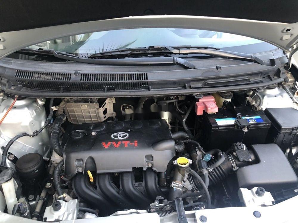 Bán ô tô Toyota Vios AT sản xuất năm 2007, màu bạc (4)
