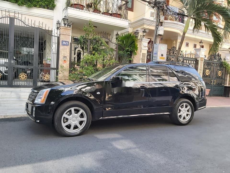 Bán Cadillac SRX năm 2005, màu đen, nhập khẩu nguyên chiếc chính hãng (2)