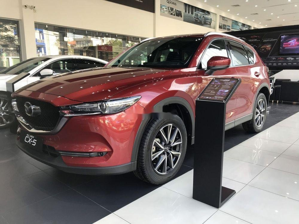 Bán xe Mazda CX 5 2018, màu đỏ xe nội thất đẹp (1)