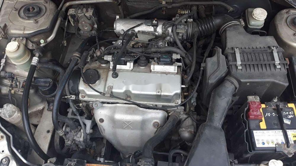 Bán Mitsubishi Lancer AT đời 2003, giá chỉ 195 triệu (5)