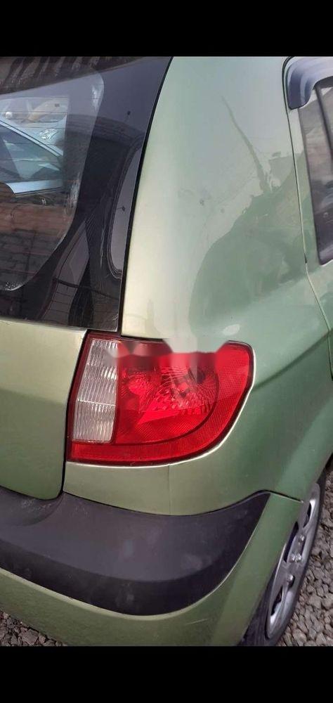 Cần bán xe Hyundai Getz sản xuất năm 2009, màu xanh lục, nhập khẩu chính hãng (1)