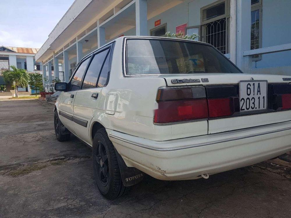 Bán Toyota Corolla đời 1995, màu trắng, xe nhập chính hãng (7)