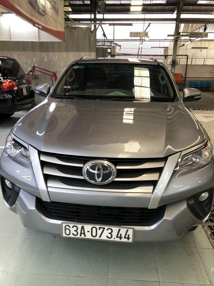 Bán ô tô Toyota Fortuner sản xuất năm 2017, nhập khẩu xe gia đình xe nguyên bản (1)