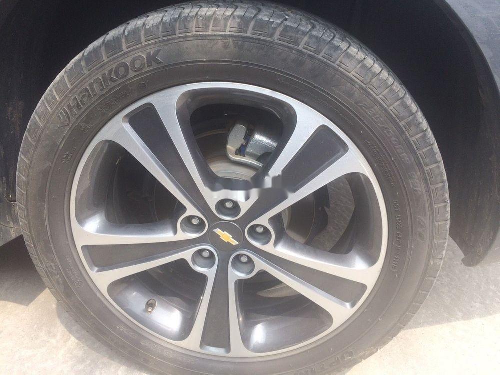 Bán xe Chevrolet Captiva năm sản xuất 2016, màu đen chính chủ xe nguyên bản (5)