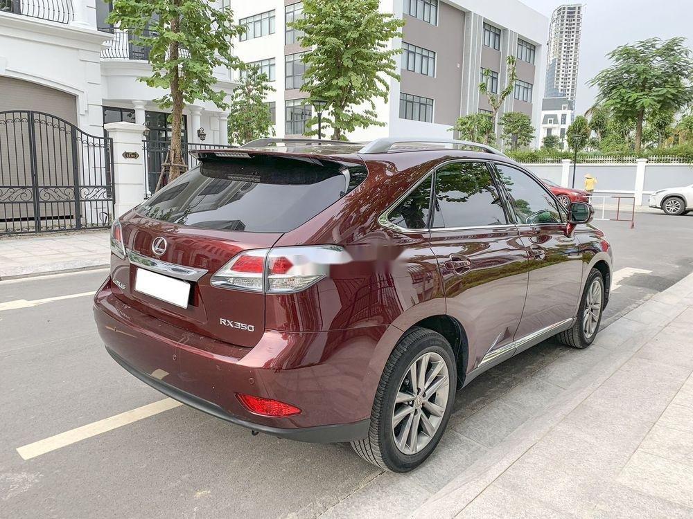 Bán Lexus RX 350 2014 sản xuất 2014, xe nhập chính hãng (3)