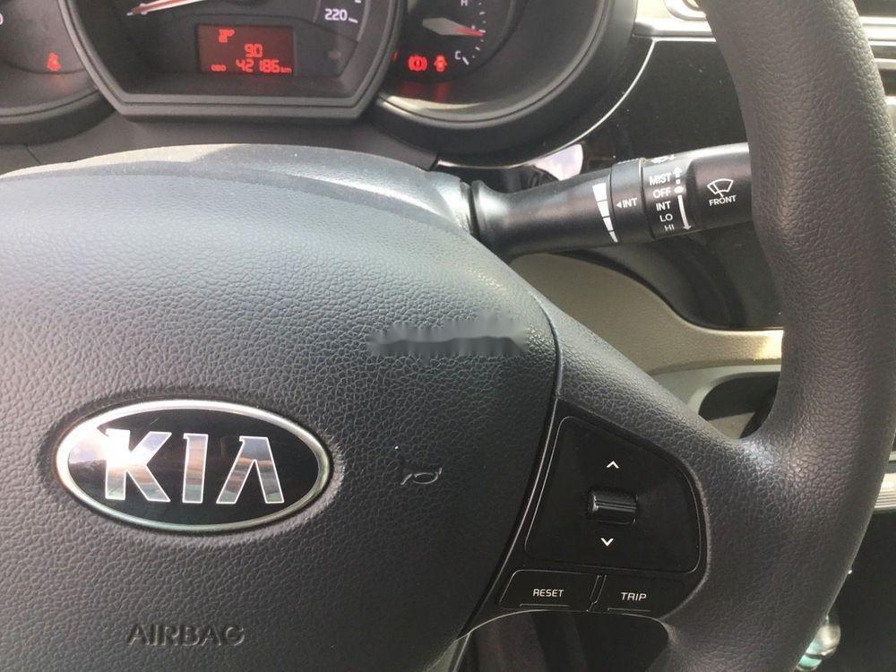 Bán Kia Rio năm sản xuất 2016, màu trắng, nhập khẩu chính hãng (5)