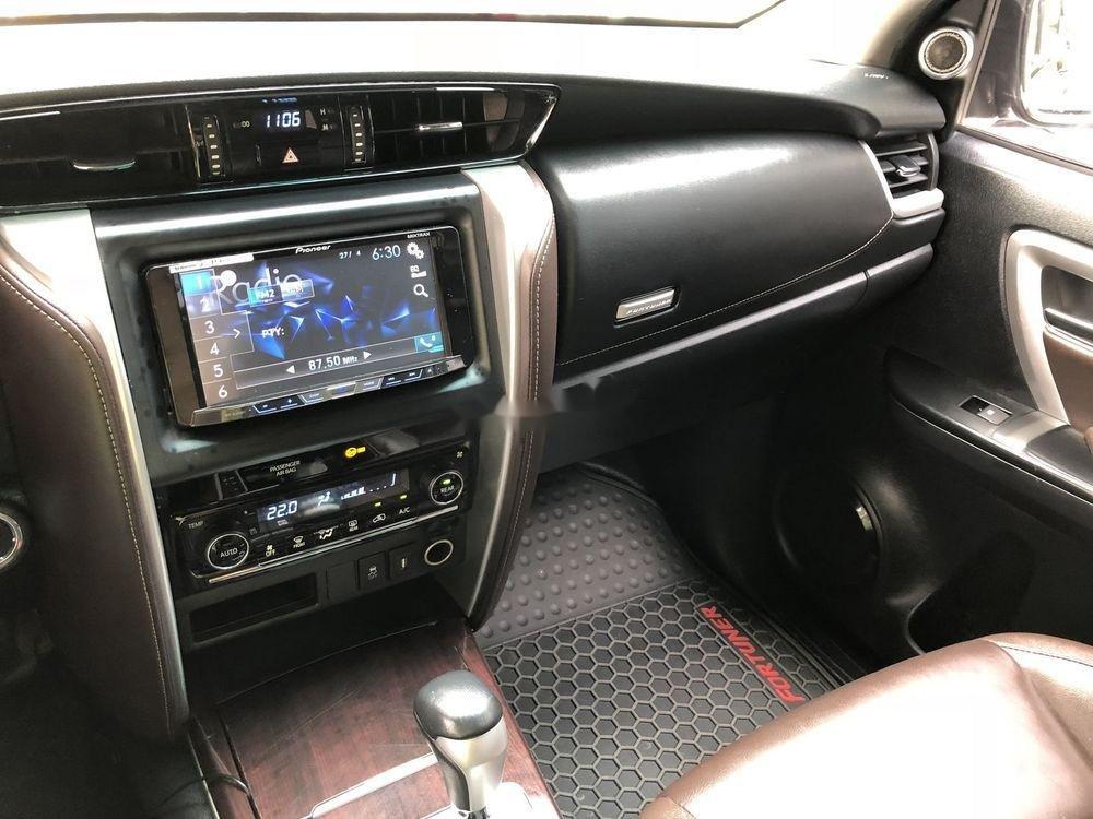 Bán Toyota Fortuner AT đời 2018, nhập khẩu số tự động (8)