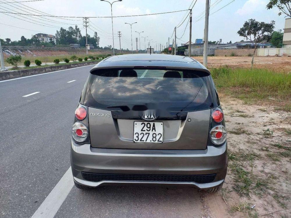 Bán xe cũ Kia Morning sản xuất 2012, màu xám (3)
