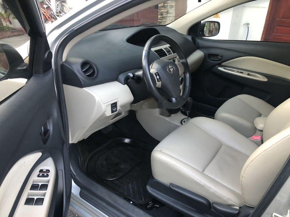 Bán ô tô Toyota Vios AT sản xuất năm 2007, màu bạc (7)