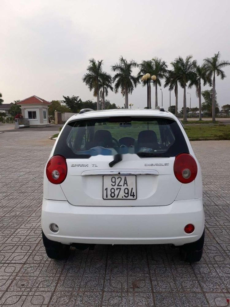 Bán Chevrolet Spark đời 2011, màu trắng, nhập khẩu nguyên chiếc  (3)