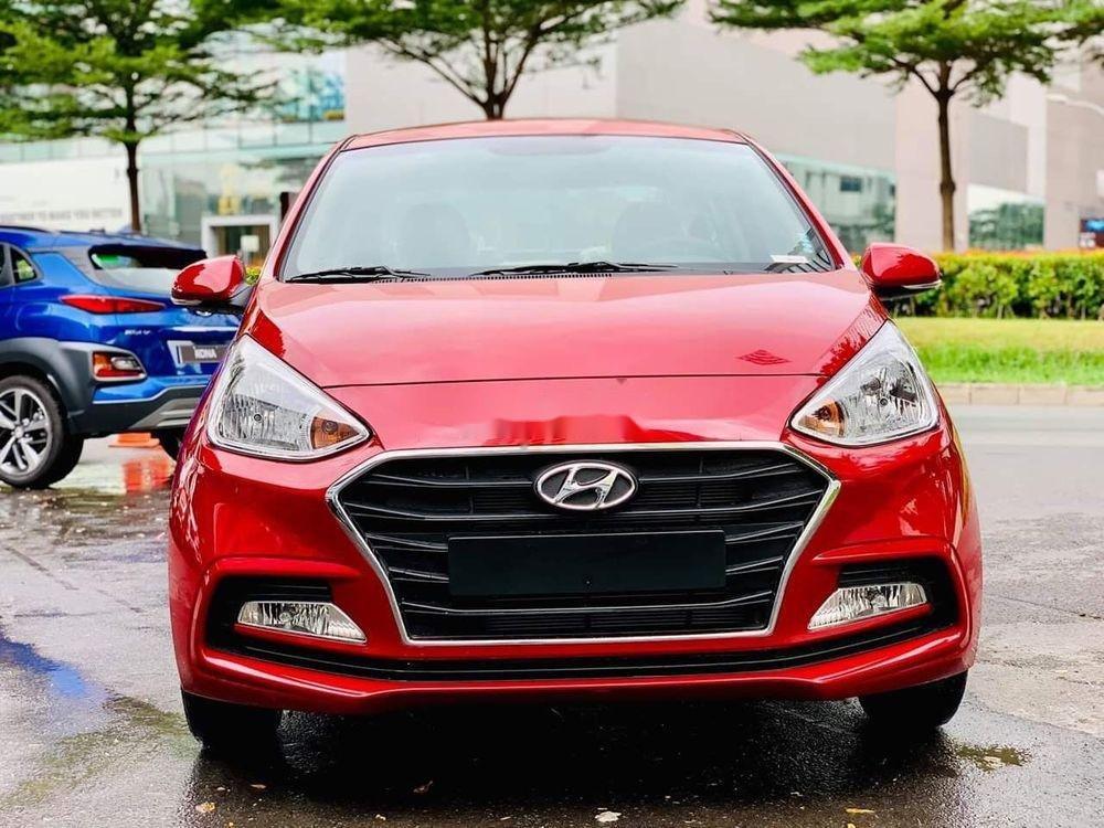Cần bán xe Hyundai Grand i10 đời 2019, giá tốt xe nội thất đẹp (5)