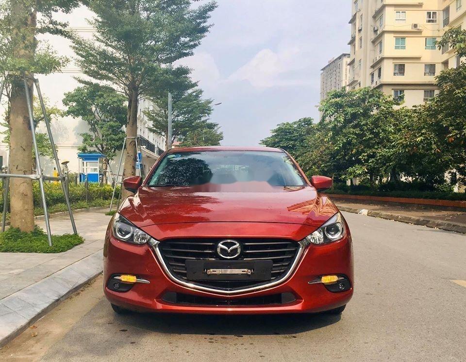 Cần bán Mazda 3 sản xuất năm 2018, màu đỏ, giá 638tr (1)