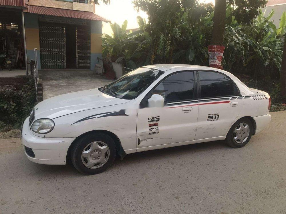 Bán Daewoo Lanos đời 2002 xe nguyên bản (1)