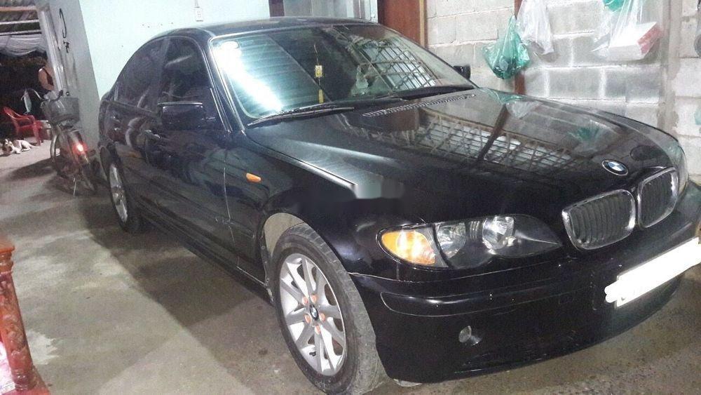 Bán xe BMW 3 Series 2004, màu đen, xe nhập khẩu chính hãng (2)