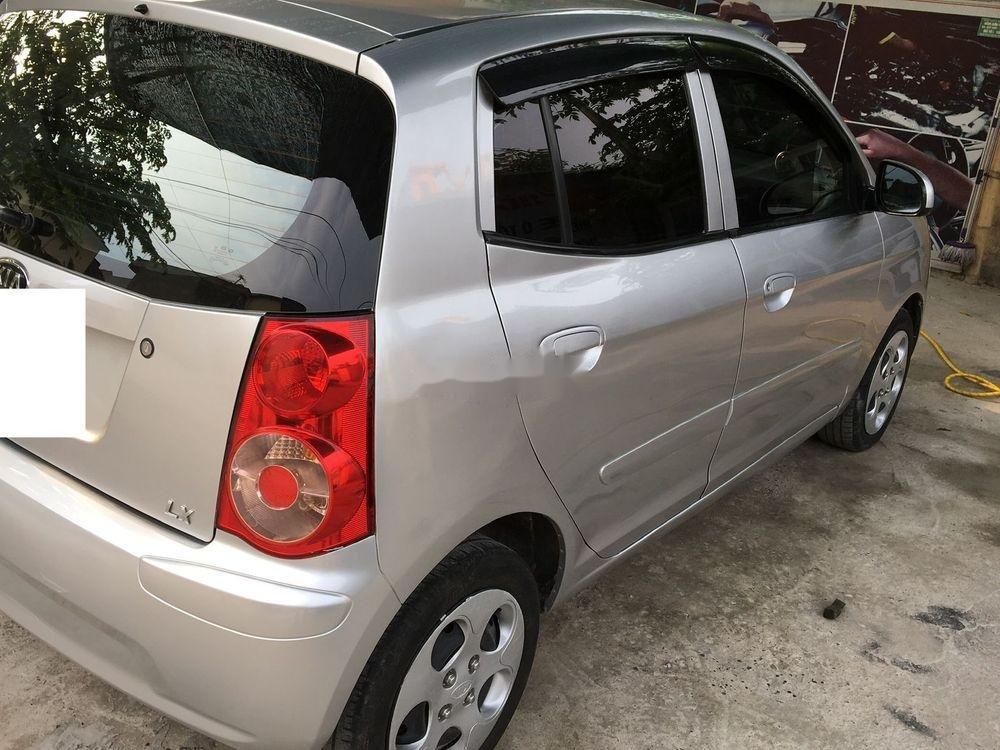 Cần bán xe Kia Morning năm sản xuất 2011, màu bạc xe nguyên bản (5)