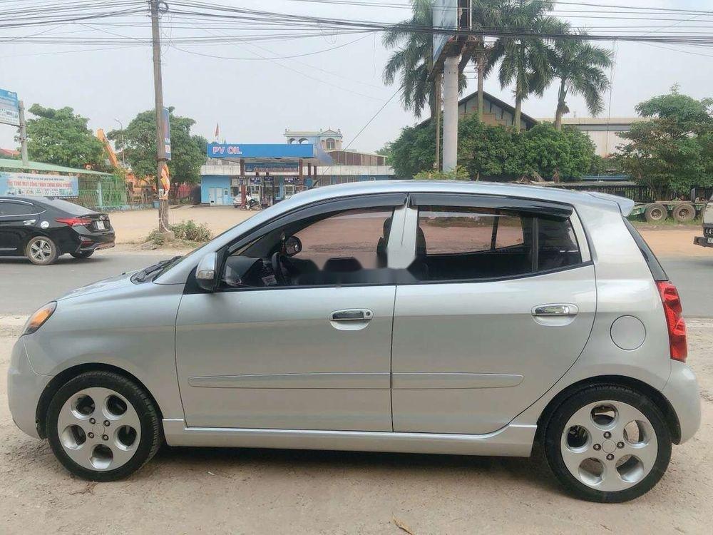 Cần bán xe Kia Morning đời 2008, màu bạc, xe nhập chính hãng (3)