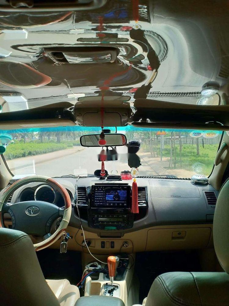 Cần bán Toyota Fortuner đời 2010, màu xám, xe nhập chính hãng (9)