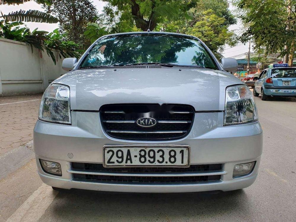 Bán Kia Morning đời 2007, màu bạc, nhập khẩu nguyên chiếc chính hãng (1)