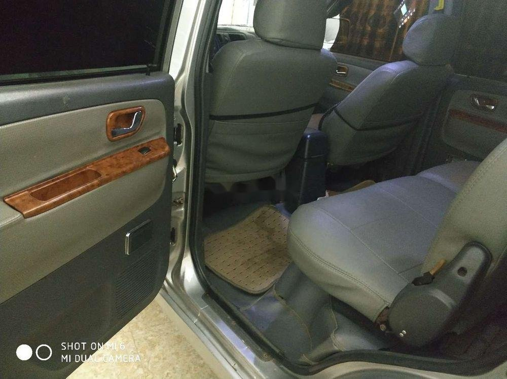 Cần bán lại xe Mitsubishi Jolie 2003, màu bạc, giá cạnh tranh (5)