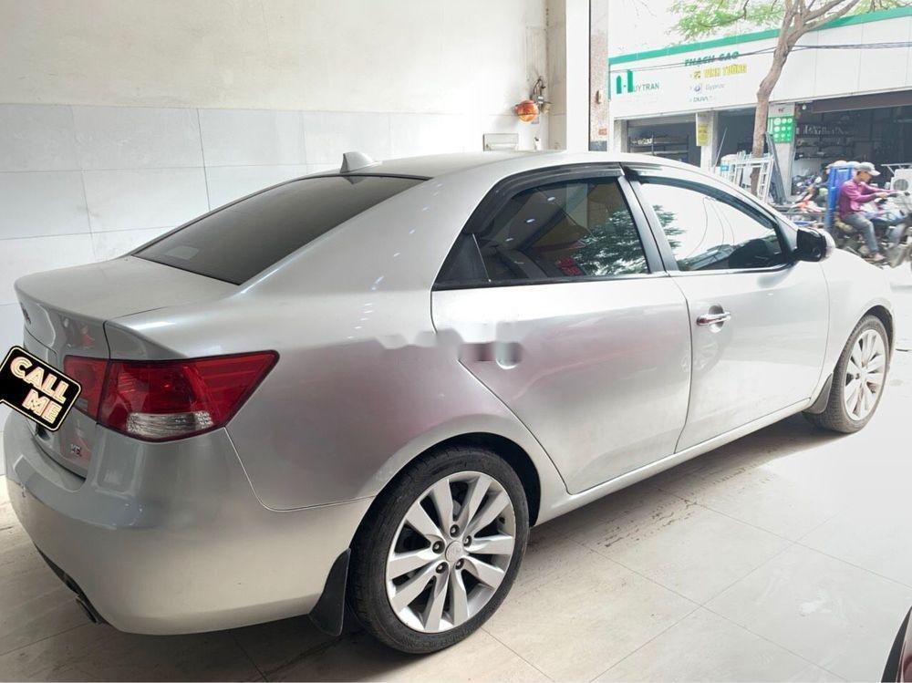 Cần bán xe Kia Forte năm sản xuất 2013, màu bạc chính chủ, giá chỉ 327 triệu xe nguyên bản (3)