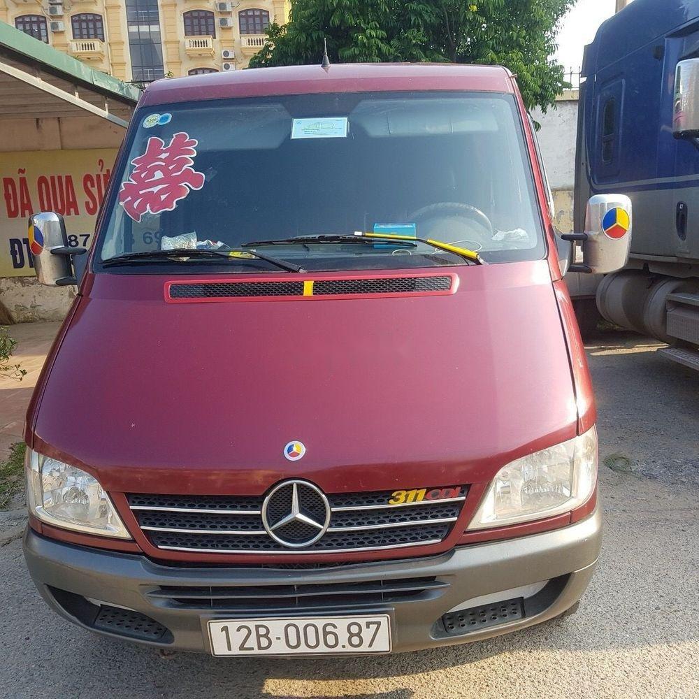 Cần bán lại xe Mercedes đời 2010, nhập khẩu, giá 365tr (1)