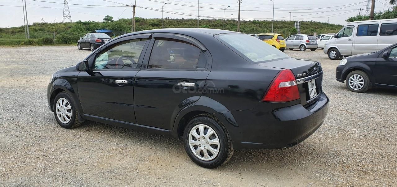 Bán Daewoo Gentra 2007 màu đen, sedan 2 đầu giá rẻ chỉ có 139 tr, 0964674331 (3)