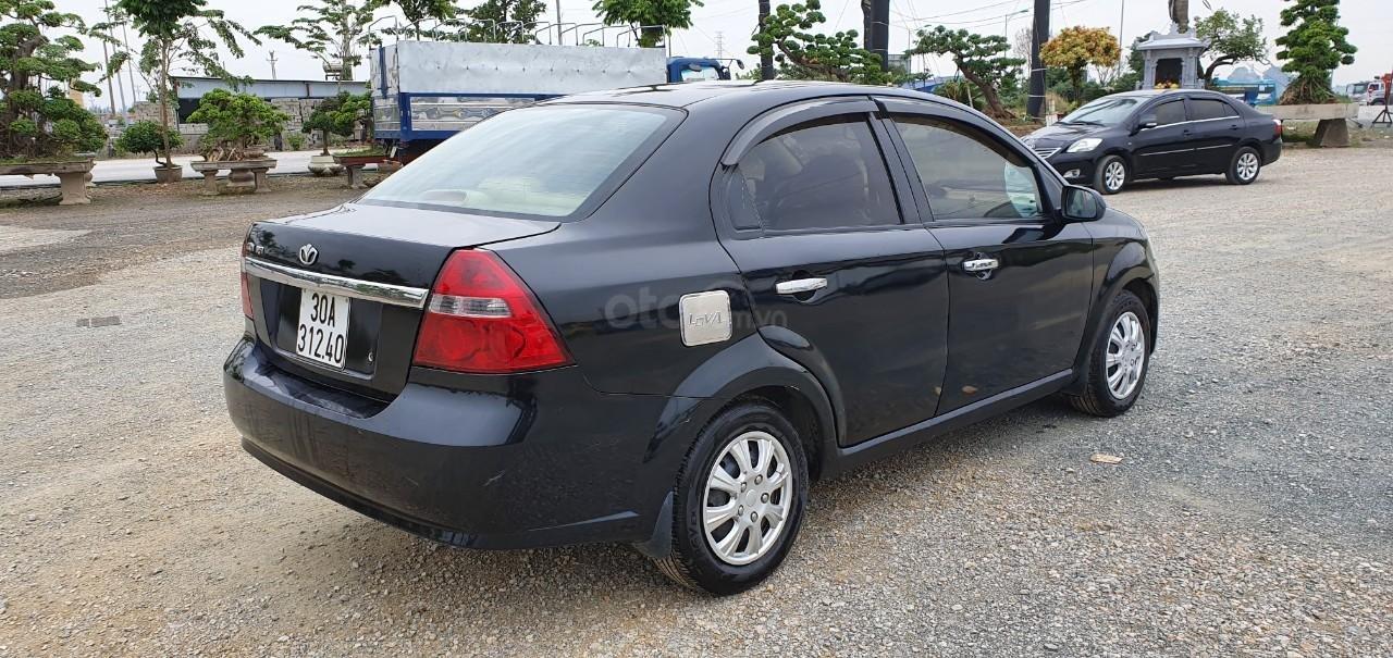 Bán Daewoo Gentra 2007 màu đen, sedan 2 đầu giá rẻ chỉ có 139 tr, 0964674331 (4)
