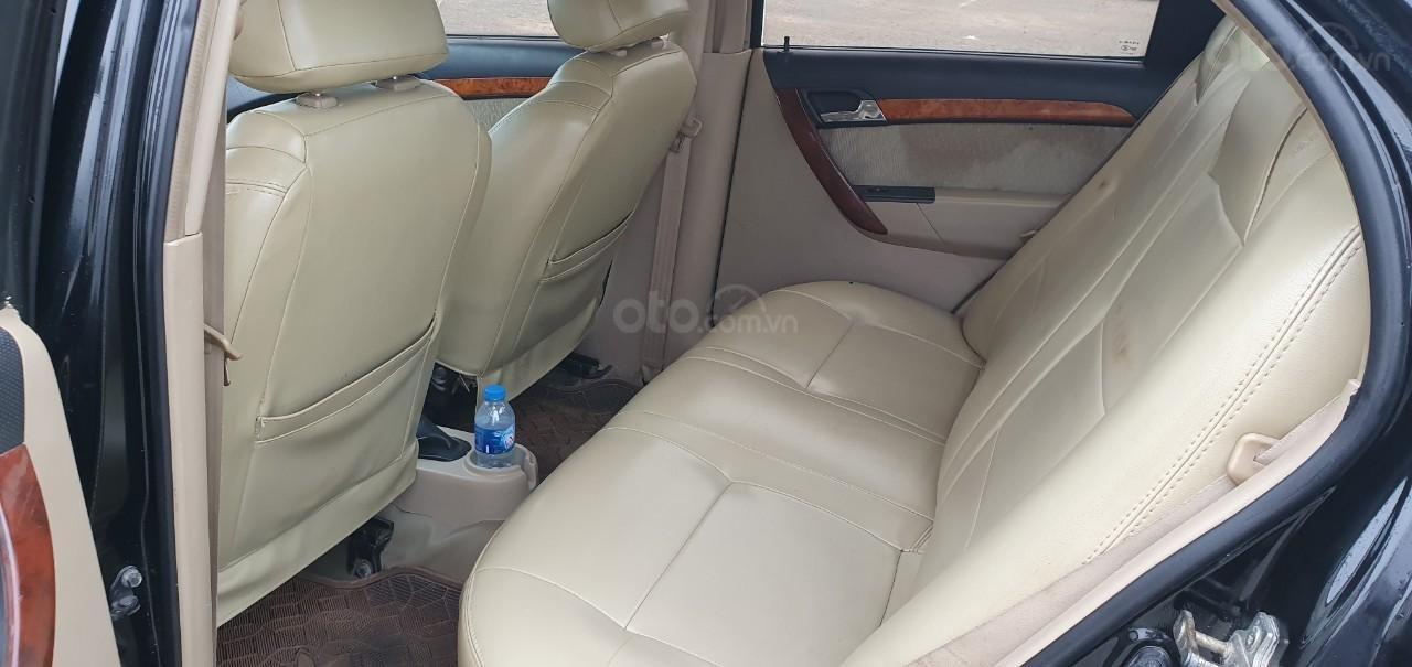 Bán Daewoo Gentra 2007 màu đen, sedan 2 đầu giá rẻ chỉ có 139 tr, 0964674331 (5)
