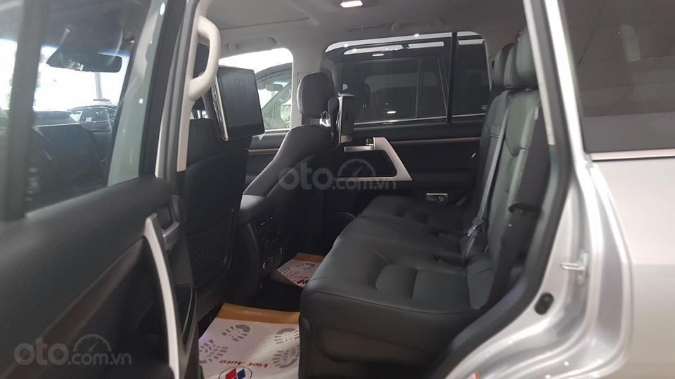 Bán Toyota Land Cruiser 5.7L model 2019, bản xuất Mỹ màu bạc (10)