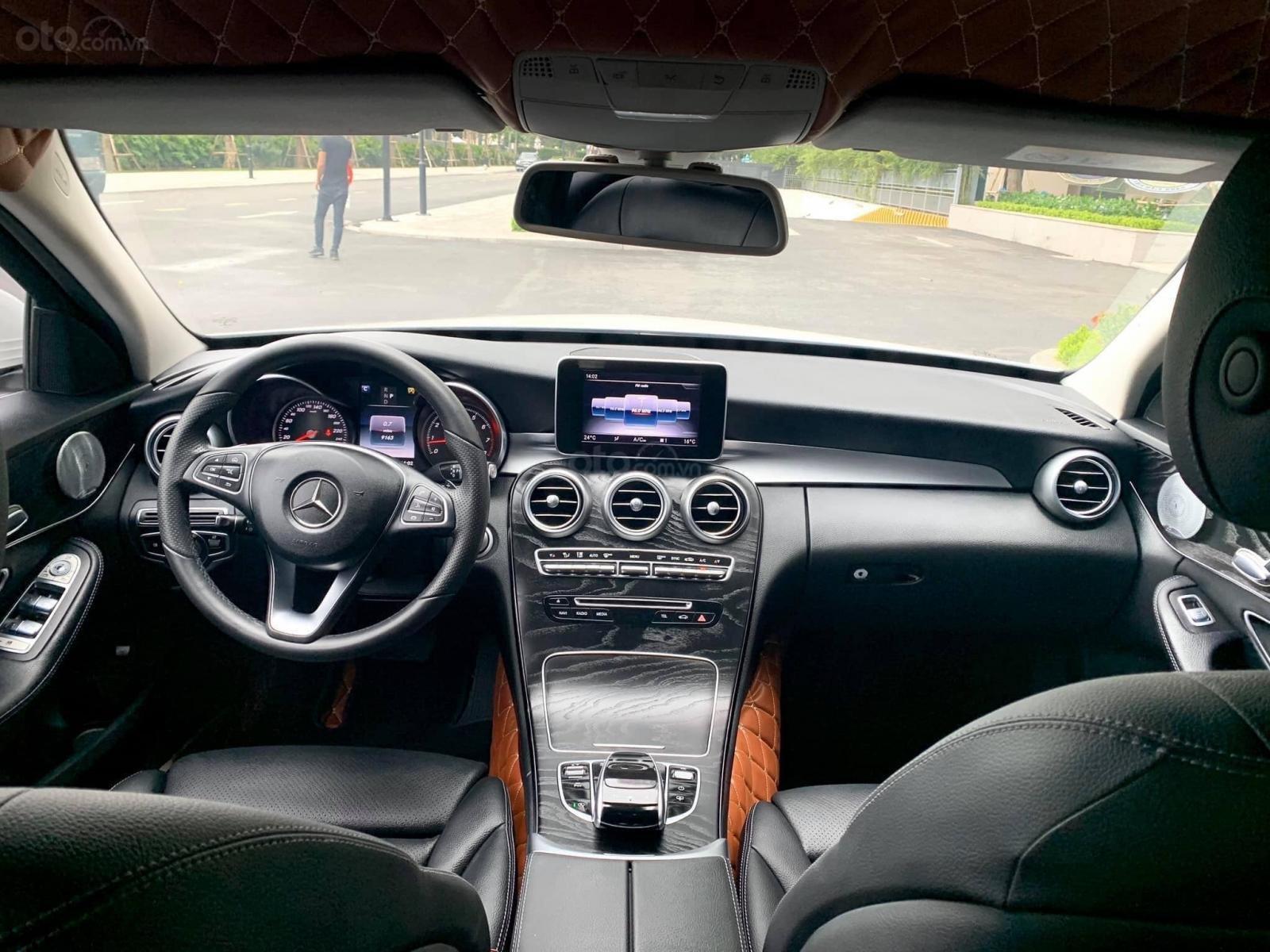 Bán Mercedes C200 sx 2018 LH: 0387707777 (4)