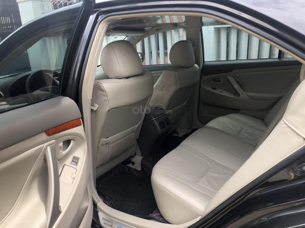 Cần bán ô tô Toyota Camry đời 2010, màu đen, giá chỉ 565 triệu LH: 0918611968 (5)