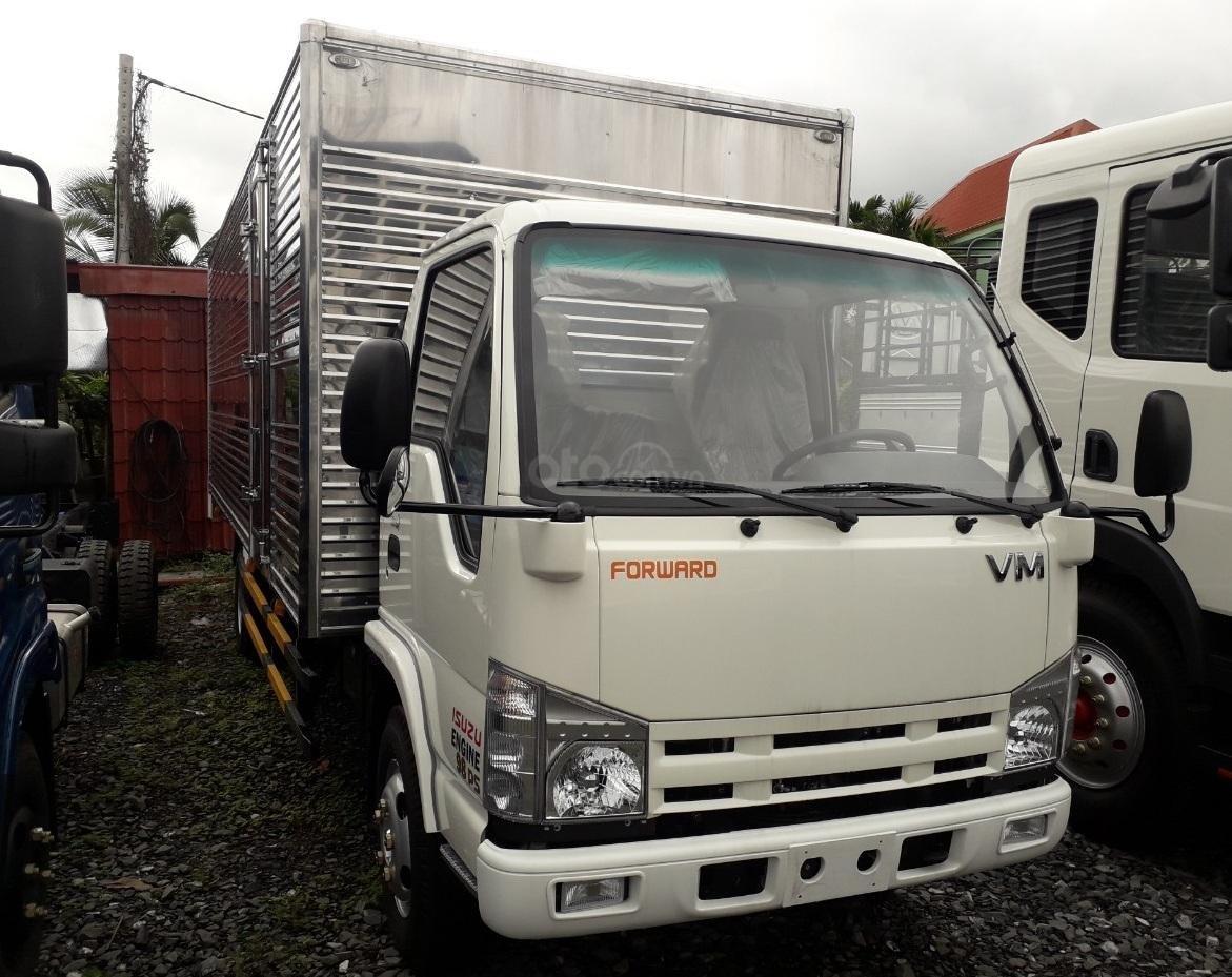Bán xe Isuzu 1.9T Vĩnh Phát - Isuzu 1T9 thùng kín 6m2 (1)